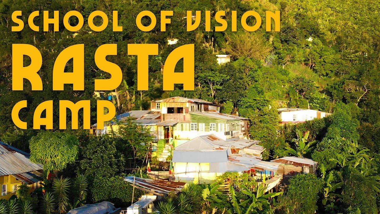 Ras Kitchen - School of Vision Rasta Camp Tour [8/6/2019]