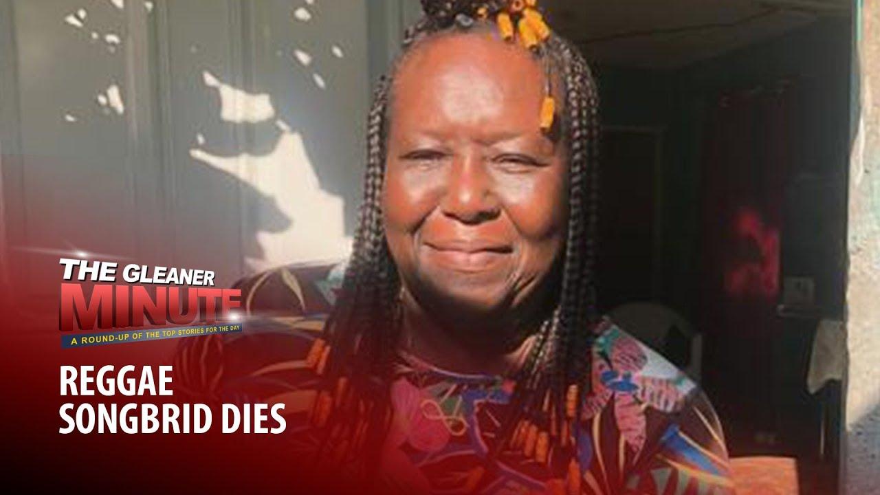 Yvonne Sterling Has Died (Gleaner Minute) [1/18/2021]