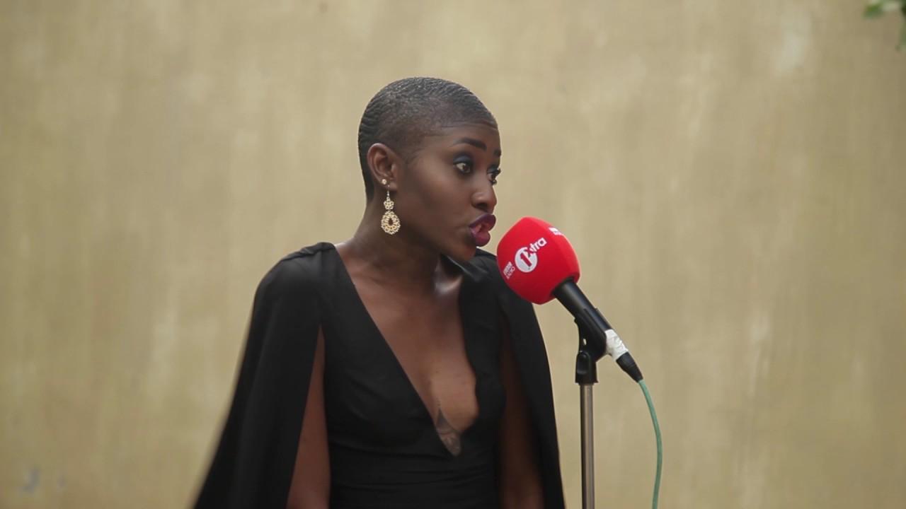 Bella Blair @ BBC 1Xtra in Jamaica [3/5/2017]