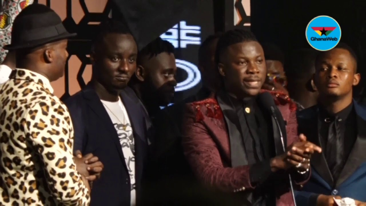 Stonebwoy apologises after fight with Shatta Wale @ VGMA Ghana 2019 [5/18/2019]