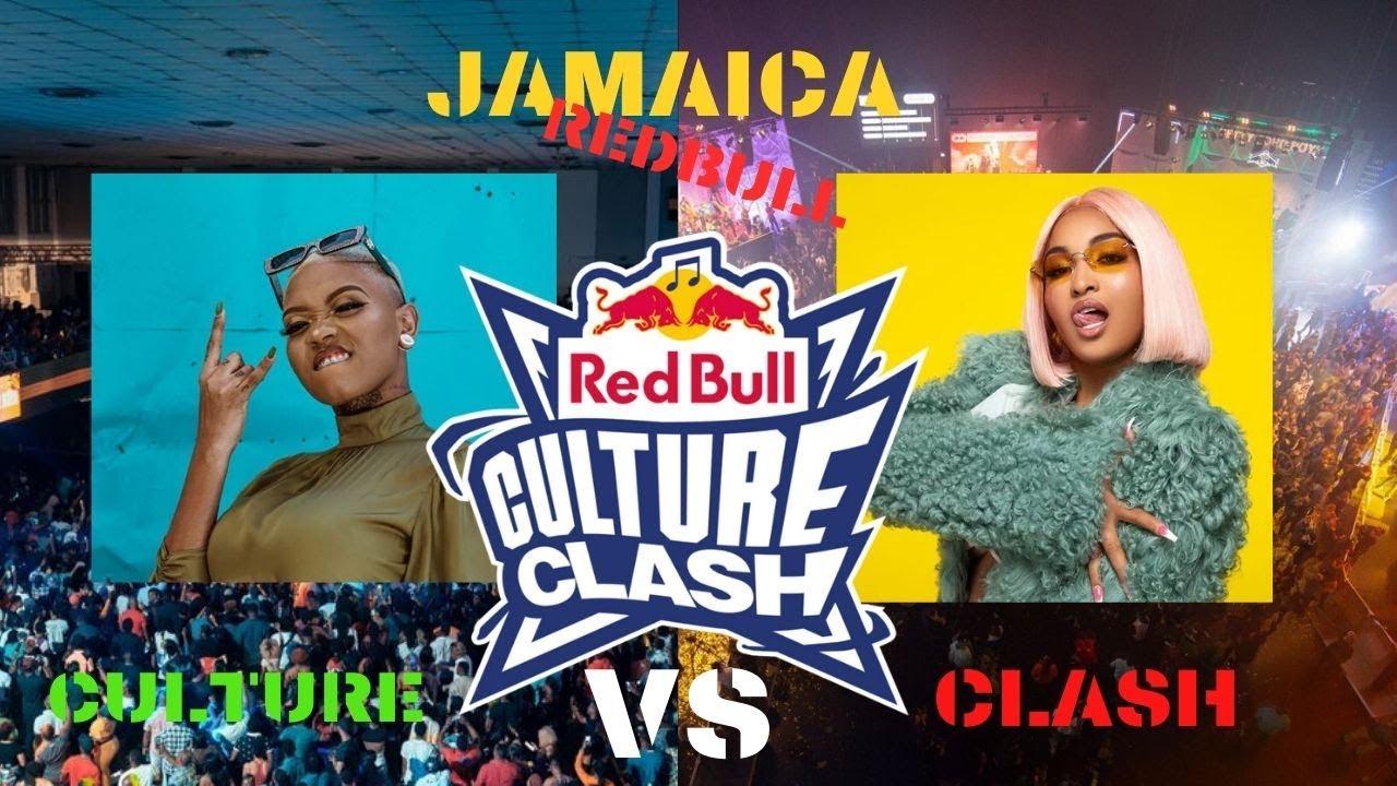 Shenseea vs. Jada Kingdom @ Red Bull Culture Clash in Jamaica 2019 [11/2/2019]
