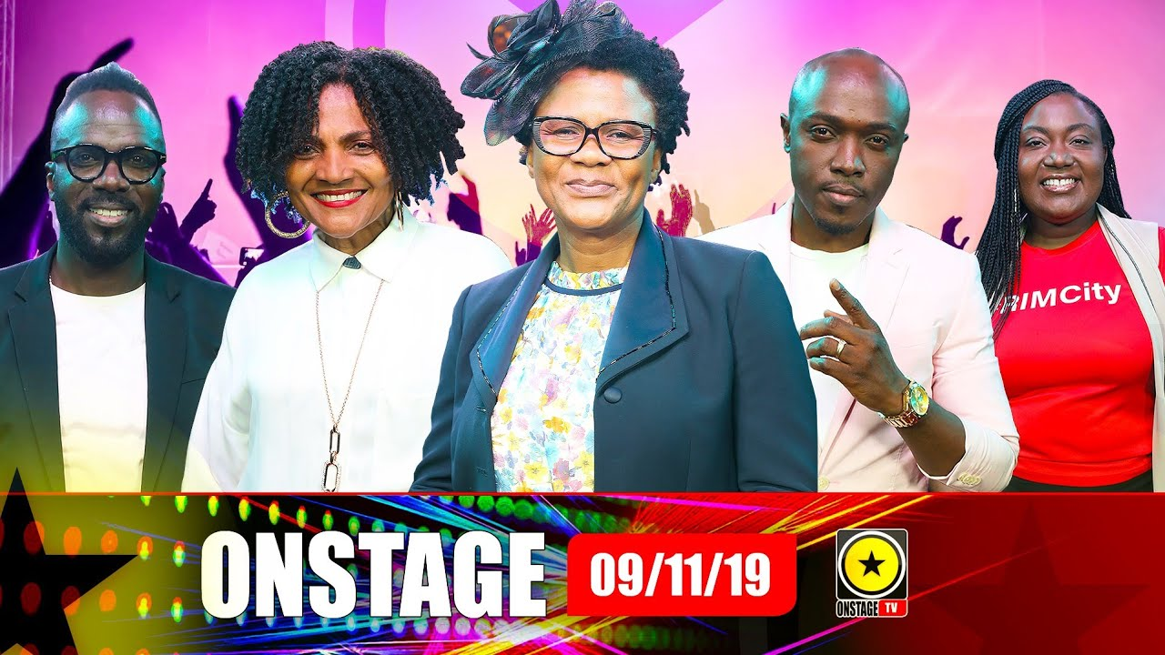 Marion Hall, Kevin Downswell, Carlene Davis, Ity, Rona, Bahamas Relief @ OnStage TV [11/9/2019]