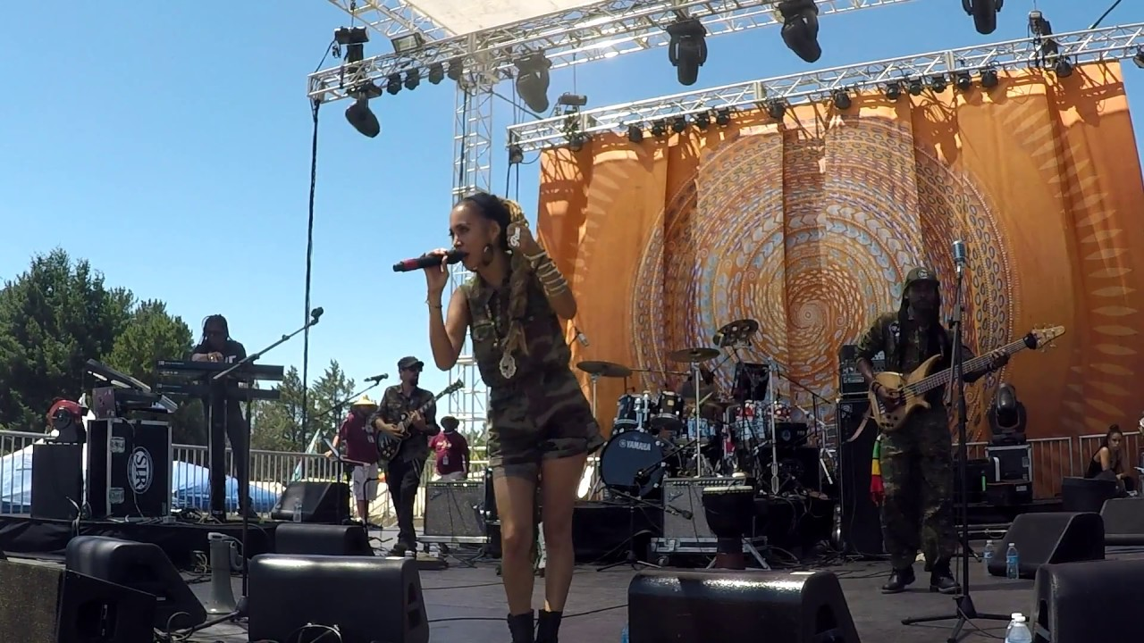 Nattali Rize & Kelissa - Evolutionary @ Sierra Nevada World Music Festival 2018 [6/24/2018]
