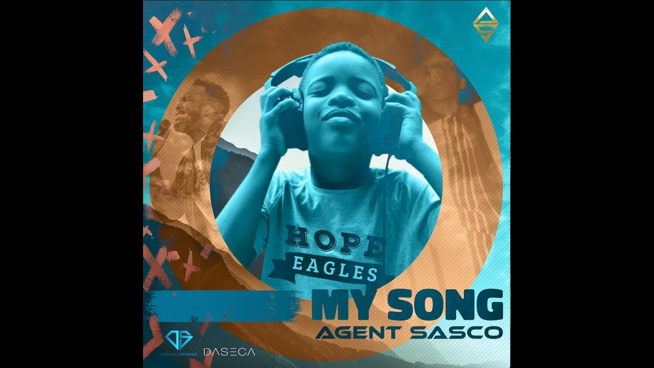 Agent Sasco - My Song (Lyric Video) [11/14/2019]