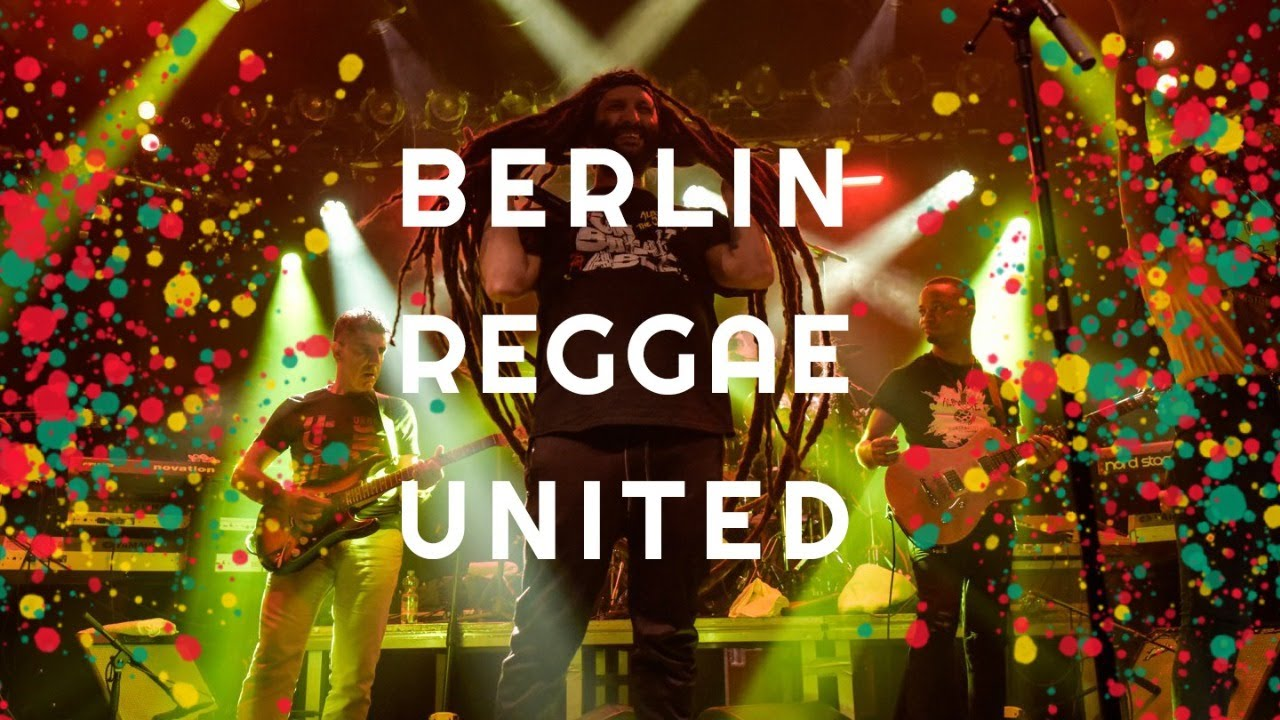 Berlin Reggae United 2020 Vol. 2 - Live Stream [5/15/2020]