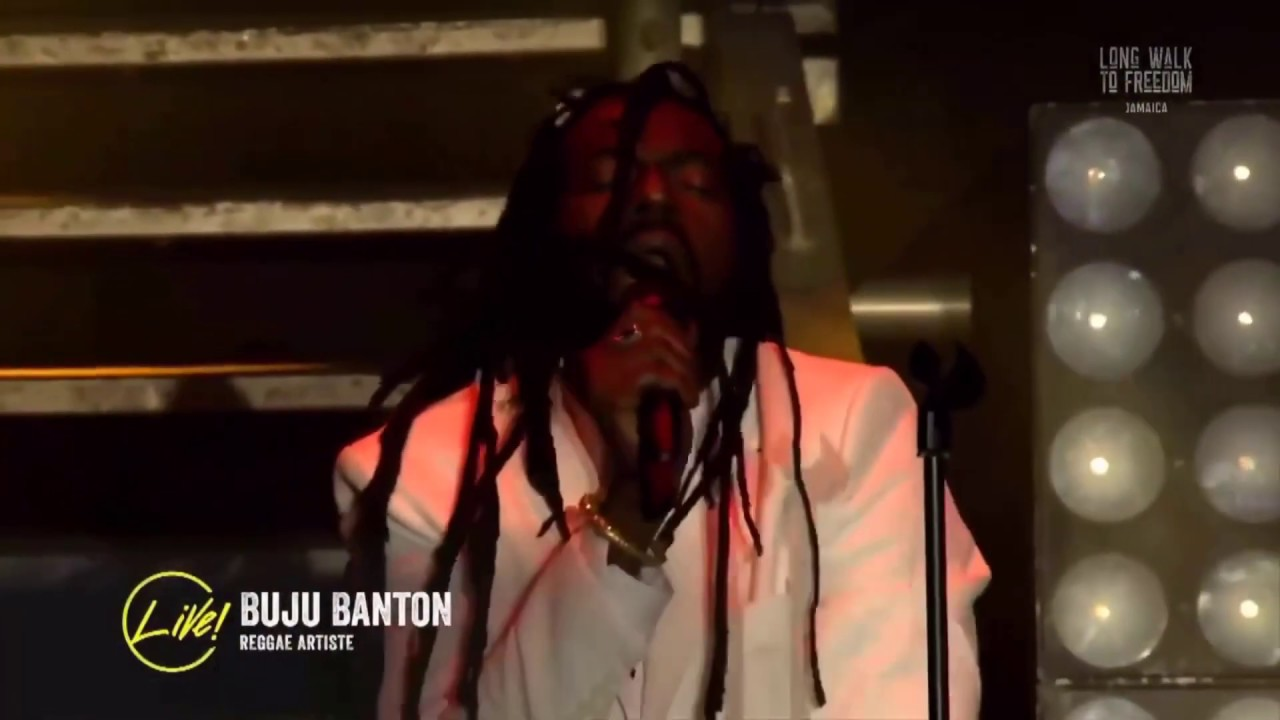 Buju Banton - Not An Easy Road in Kingston, Jamaica [3/16/2019]