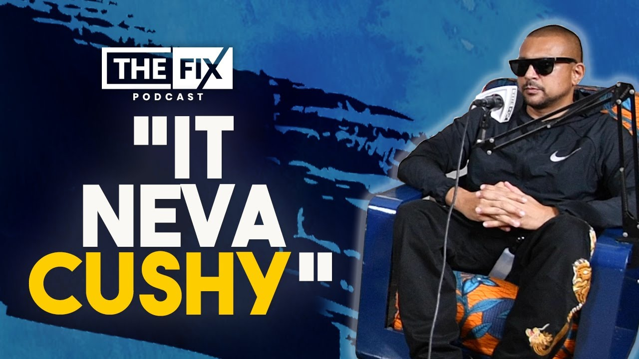 Sean Paul Reveals Struggles As A Child & His Father's Criminal Past @ The Fix Podcast [10/9/2020]