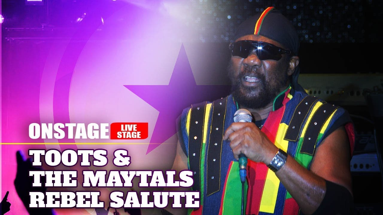 Toots & The Maytals @ Rebel Salute 2020 [1/18/2020]