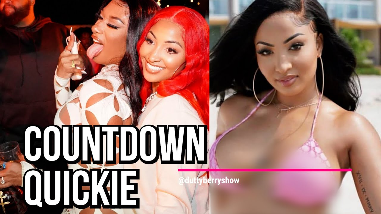 Shenseea Details Plastic Surgery After Taking IG Break and more (Dutty Berry Countdown Quickie) [7/1/2021]