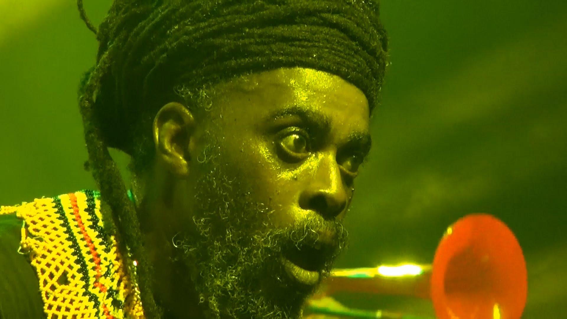Ghetto Priest & Positive Thursdays In Dub - Jungle @ Reggae Nad Wartą 2014 [7/29/2014]