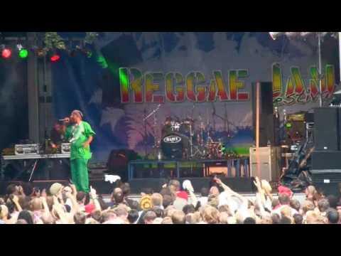 Daddy Freddy @ Reggae Jam [8/2/2009]