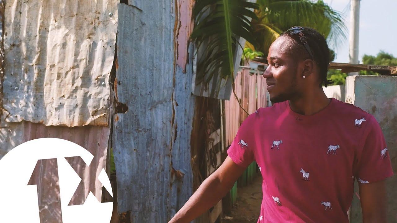 Lanz - She Nah Leggo @ 1Xtra In Jamaica [6/21/2018]