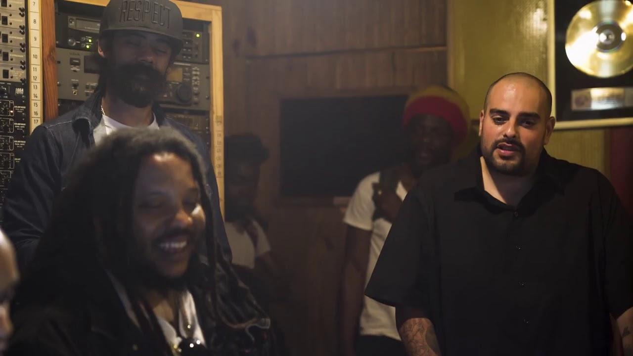 Berner feat. Damian Marley & Stephen Marley - Stranger (Behind The Scenes) [8/21/2020]