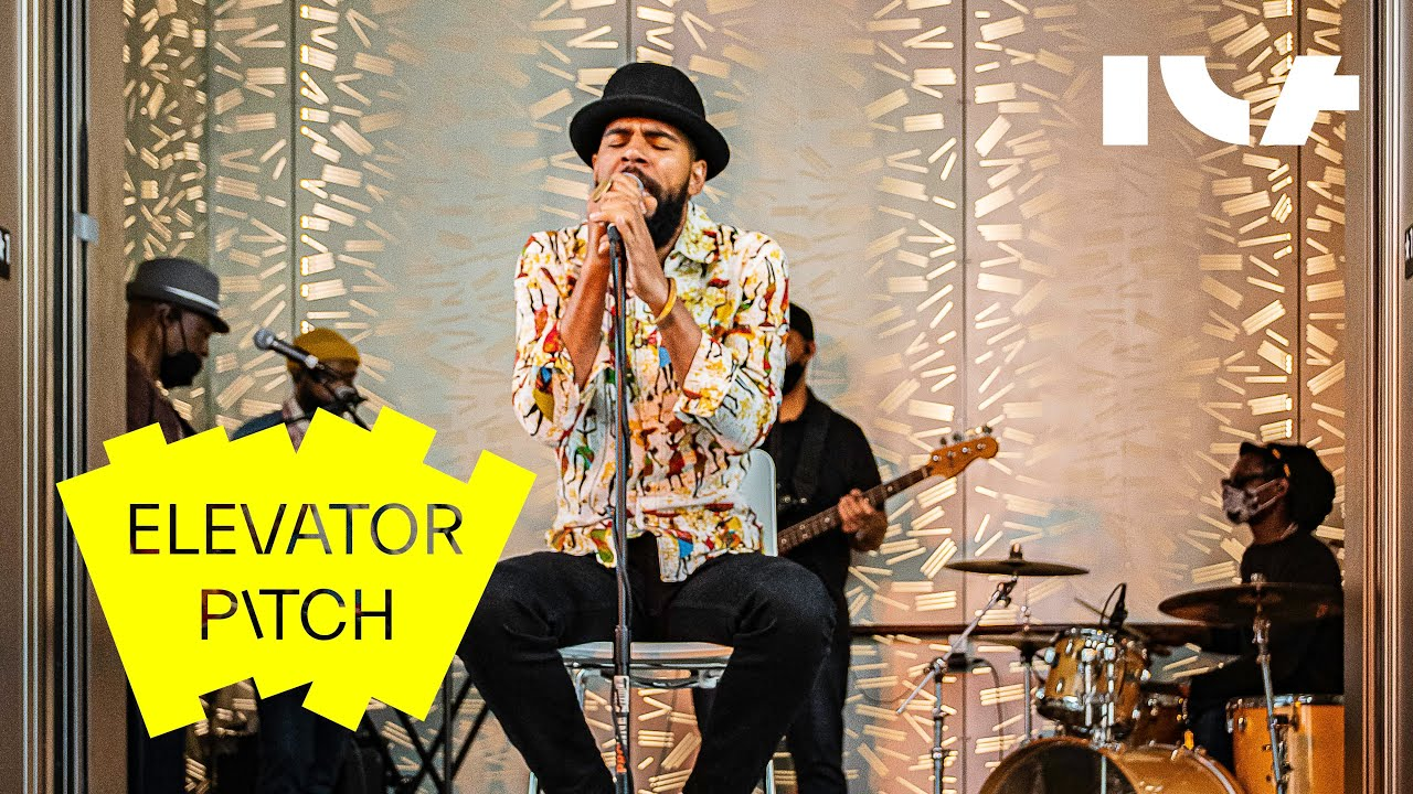 The Archives @ Elevator Pitch Concert Series [10/8/2021]
