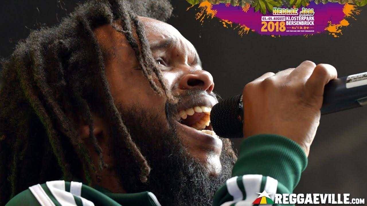 Micah Shemaiah & The Dreadites @ Reggae Jam 2018 [8/4/2018]