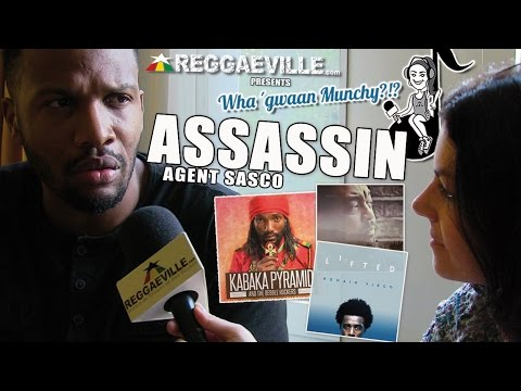 Assassin aka Agent Sasco @ Wha' Gwaan Munchy?!? #25 (October 2015) [10/20/2015]