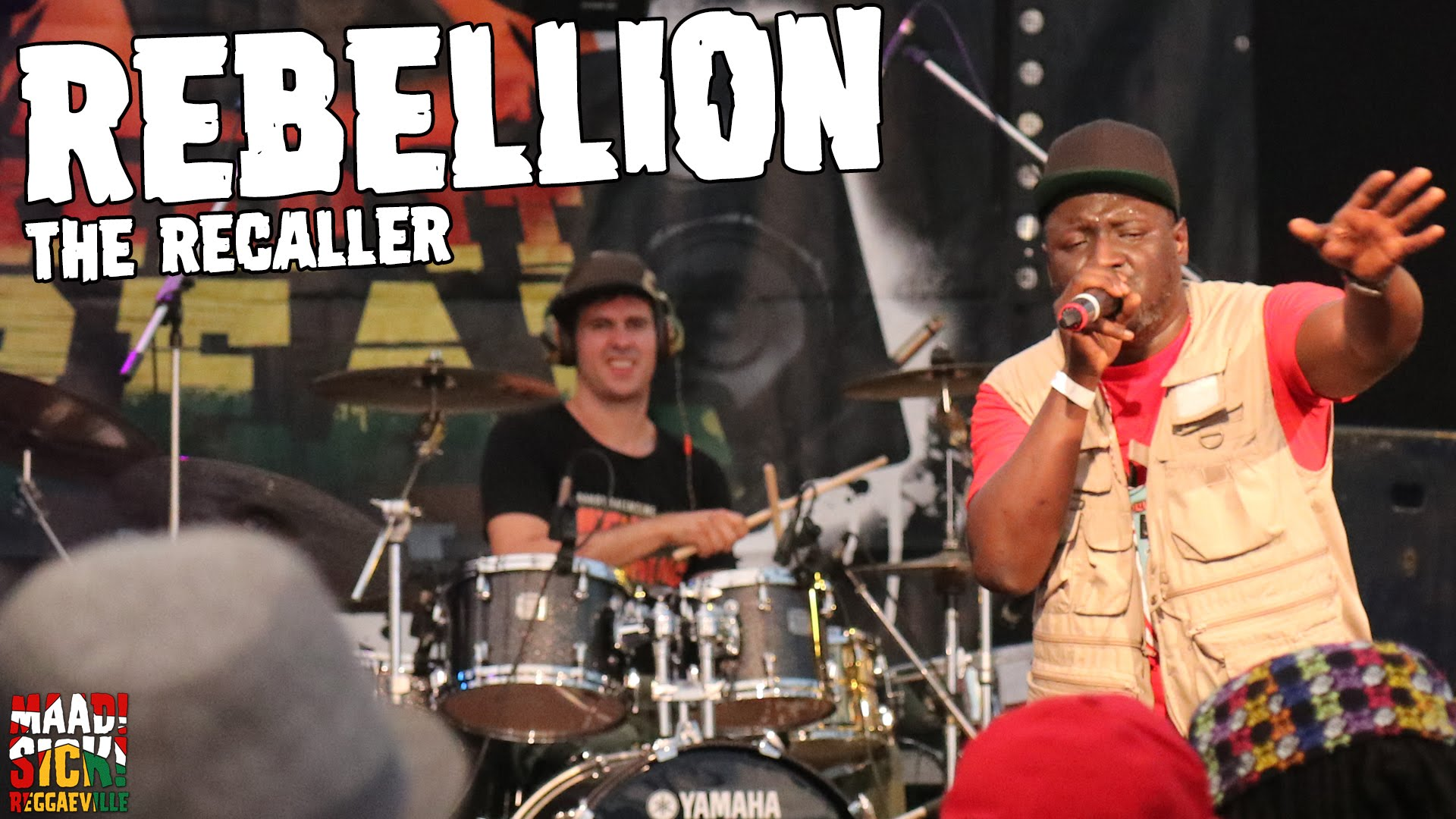 Rebellion The Recaller @ Keep It Real Jam 2016 [8/13/2016]