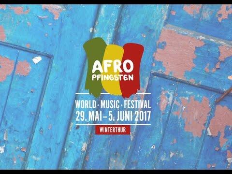Afro Pfingsten 2017 (Trailer) [3/31/2017]