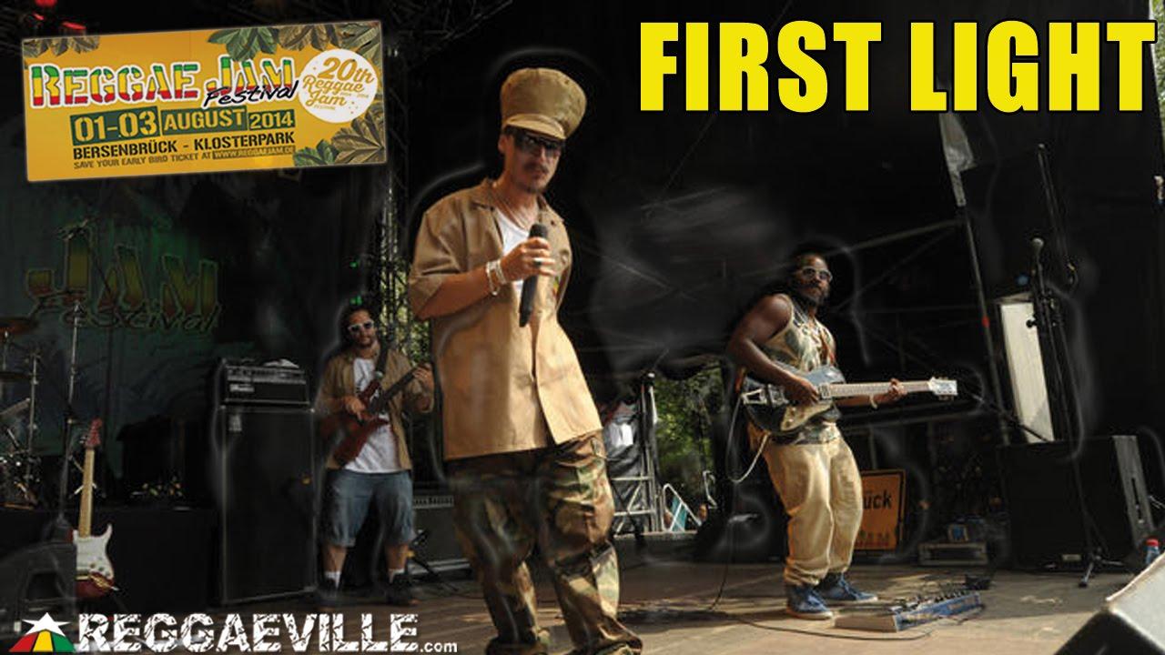 First Light @ Reggae Jam 2014 [8/2/2014]