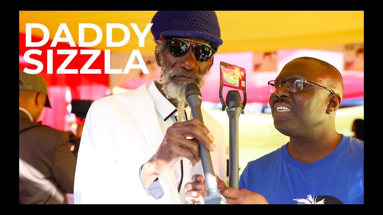 Daddy Sizzla Interview @ Groovin In The Park 2019 [6/30/2019]