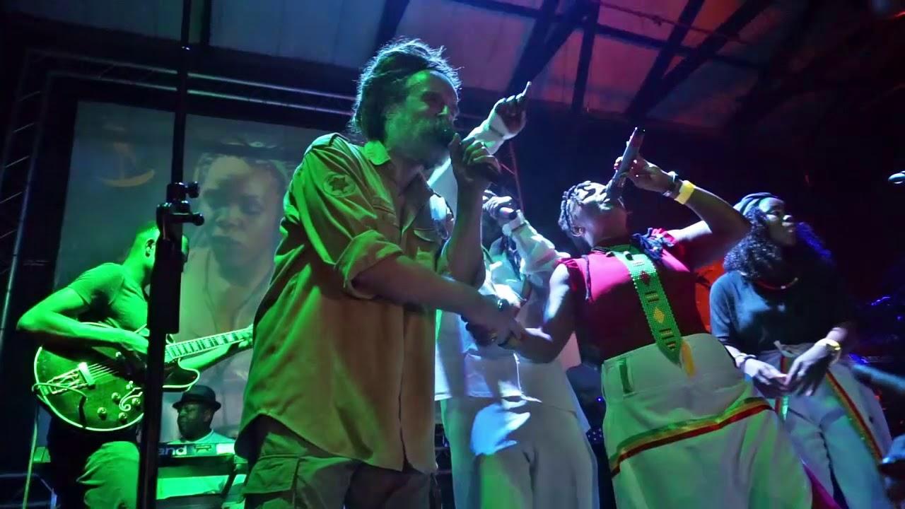 The One People Band feat. Uwe Banton - Together As One @ JoBurg Reggae Splash 2019 [11/23/2019]