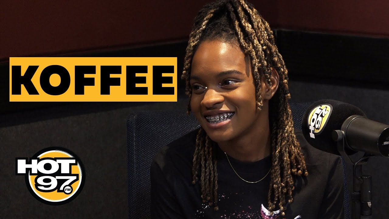 Koffee Interview @ HOT97 [6/12/2019]