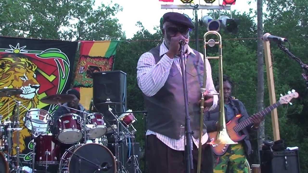 Nambo Robinson @ Beneficial Reggae Festival 2013 (Full Show) [7/13/2013]