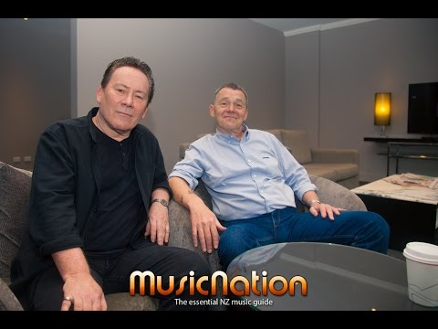 Interview with UB40 by Music Nation TV [12/10/2015]