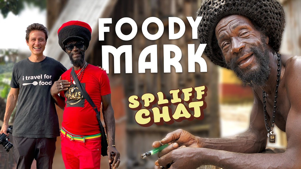 Ras Kitchen - Foody Mark   Spliff Chat [7/17/2020]