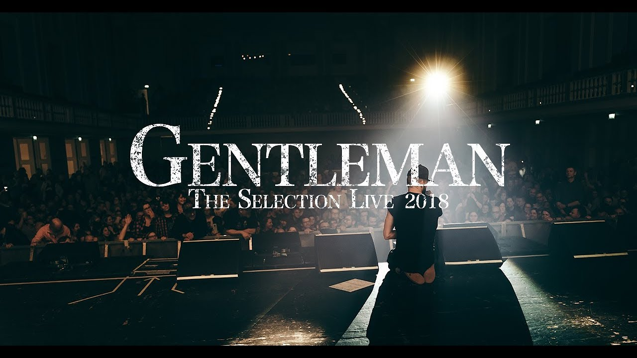 Gentleman Tourblog - The Selection Live in Cologne, Germany [12/14/2018]
