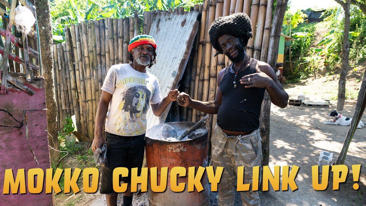 Chucky and Mokko Link Up [9/19/2021]