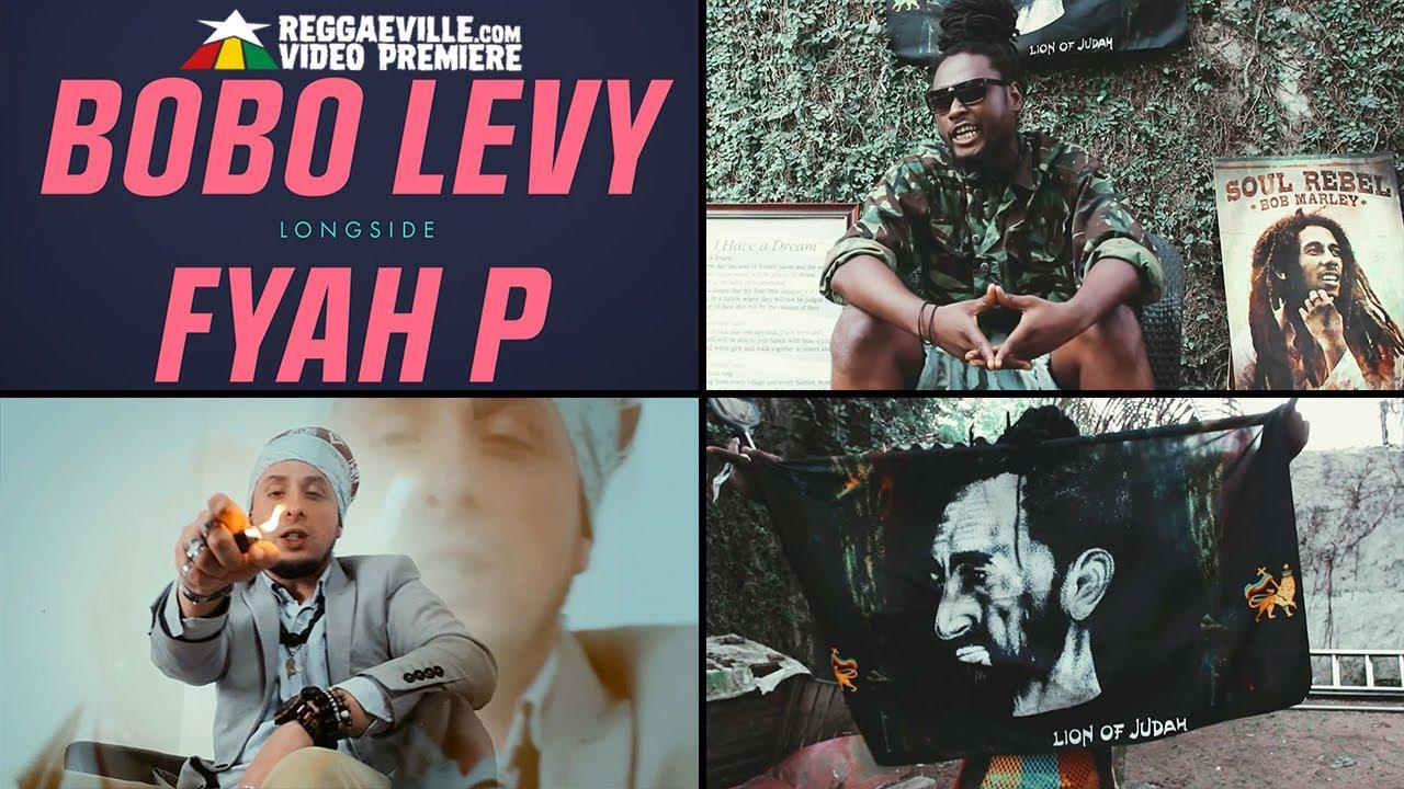 Bobo Levy & Fyah P - Cris Dans Le Ghetto [3/26/2020]
