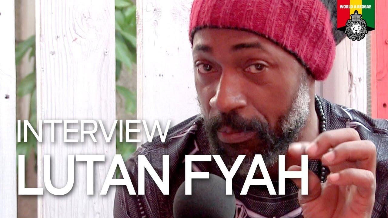 Interview with Lutan Fyah @ World A Reggae [6/28/2019]