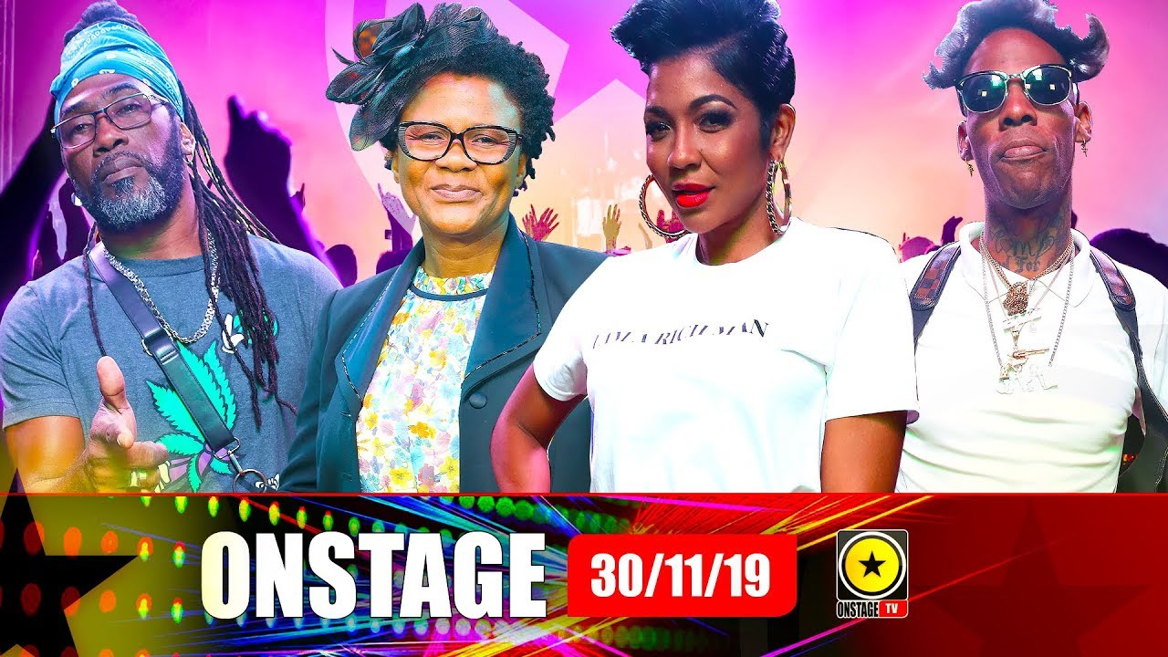 Marion Hall, D'Angel, Orville Hall, Jakal, Salaam Remi @ OnStage TV [11/30/2019]
