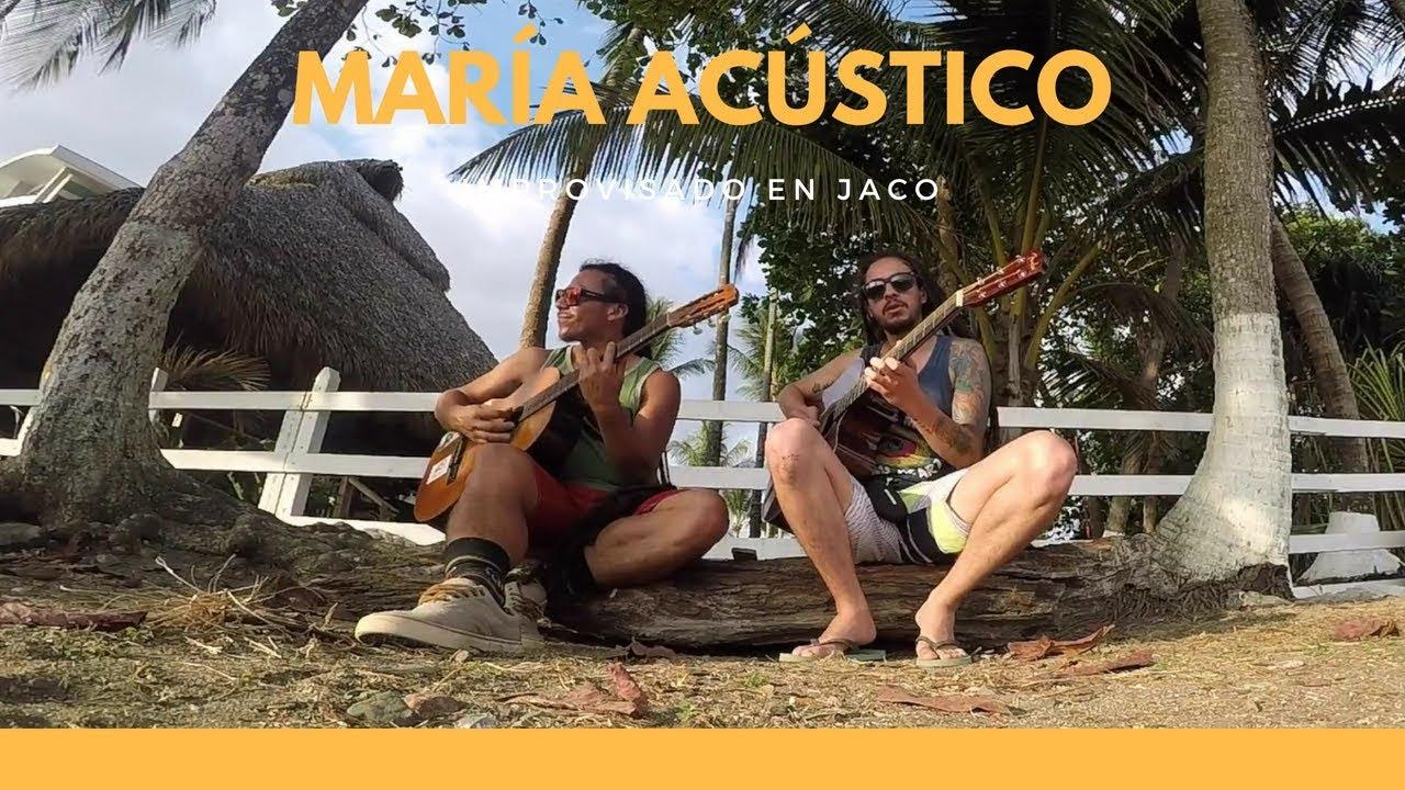 Talawa Reggae Army - Maria (Acoustic) [7/11/2018]