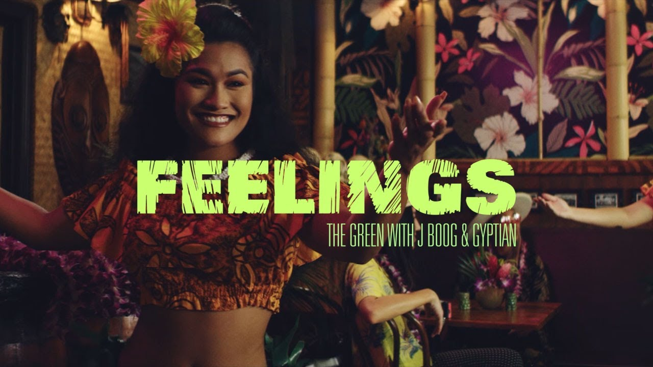 The Green feat. J Boog & Gyptian - Feelings [5/19/2021]