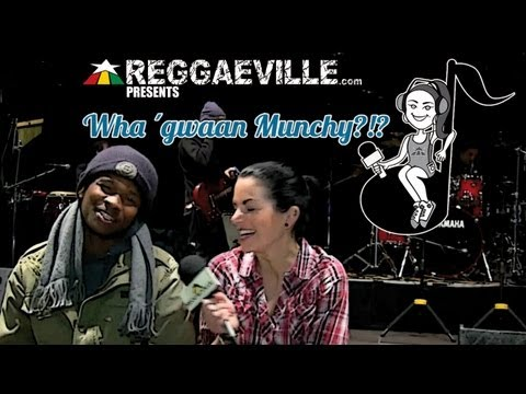 Wha' Gwaan Munchy?!? #1 ★ April 2013 with Kumar Bent [4/9/2013]