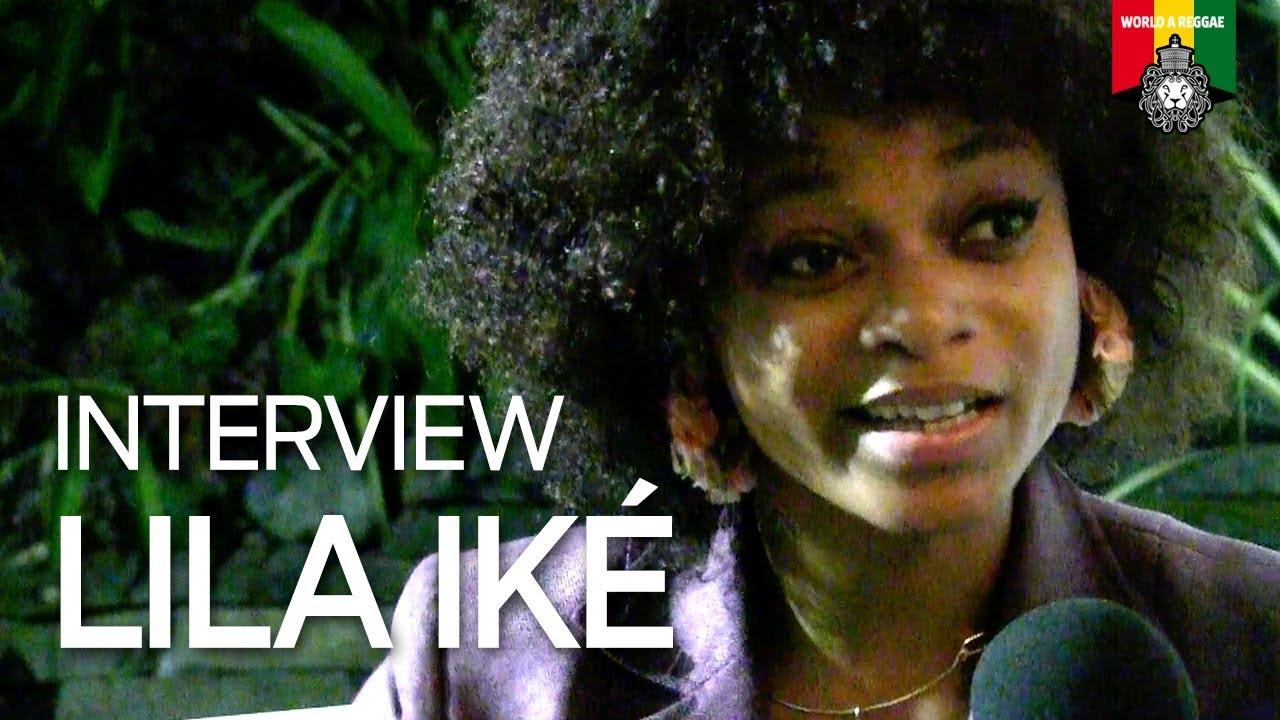 Interview with Lila Iké @ World A Reggae [5/3/2019]