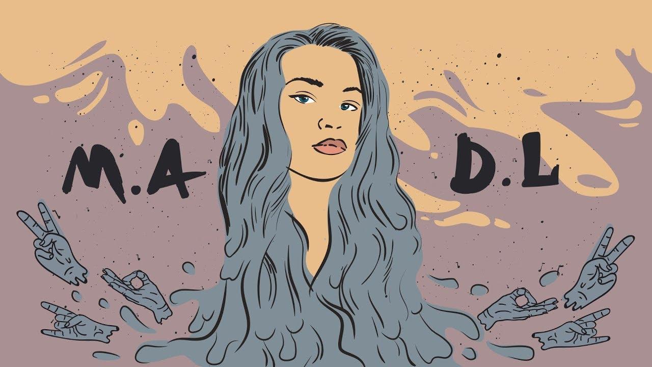 Miss Baas - M.A.D.L. (Music A De Language) [Lyric Video] [7/2/2018]