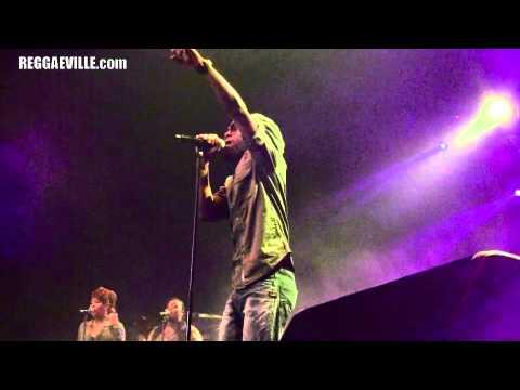 Jah Cure @ Amsterdam Reggae Festival [2/12/2011]