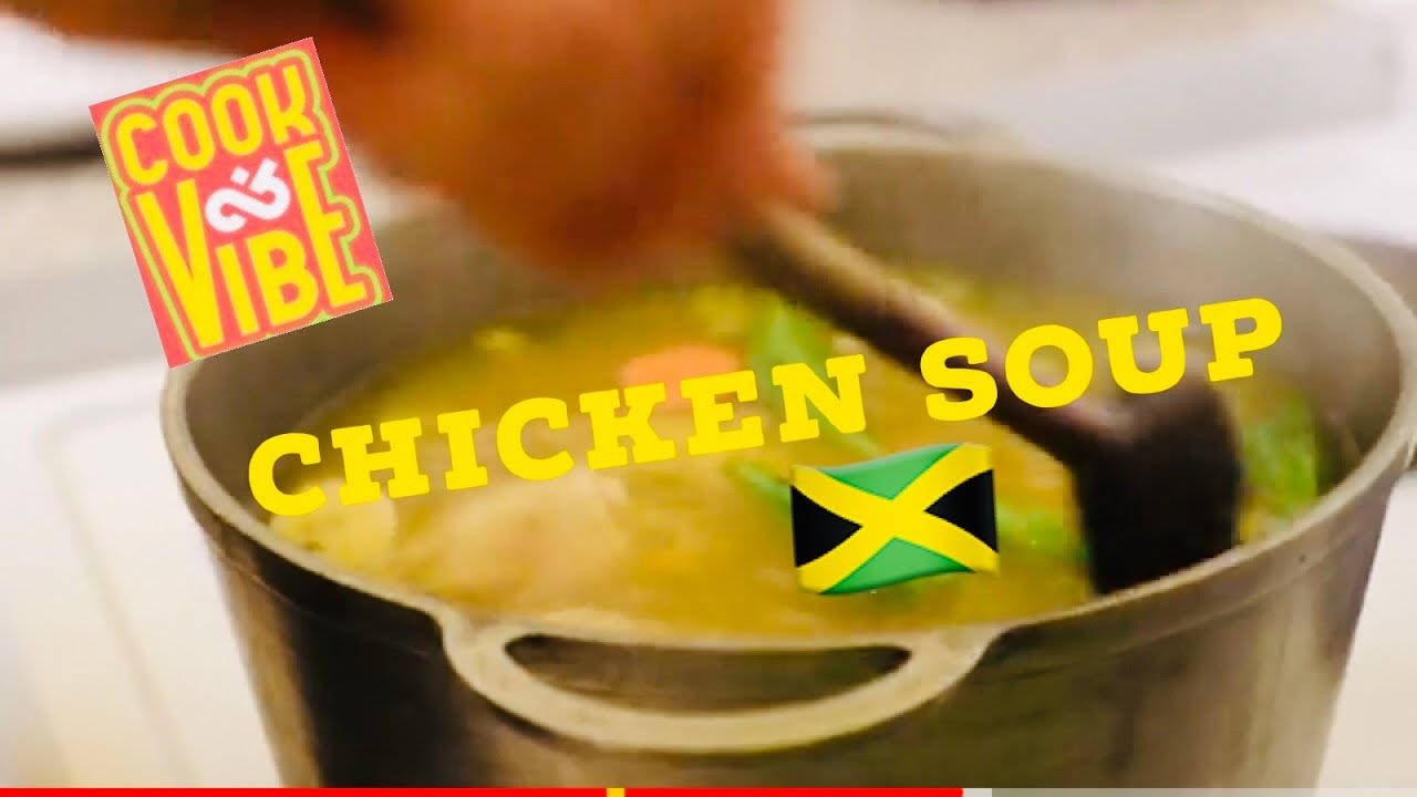 M dot R - Cook & Vibe #22 - Chicken Soup (Jamaican Style ) [12/8/2019]