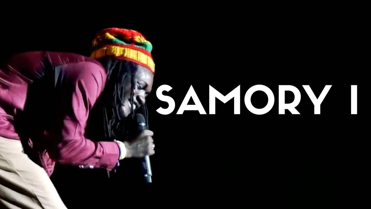 Samory I @ Stepping High Ganja Festival 2017 [3/4/2017]