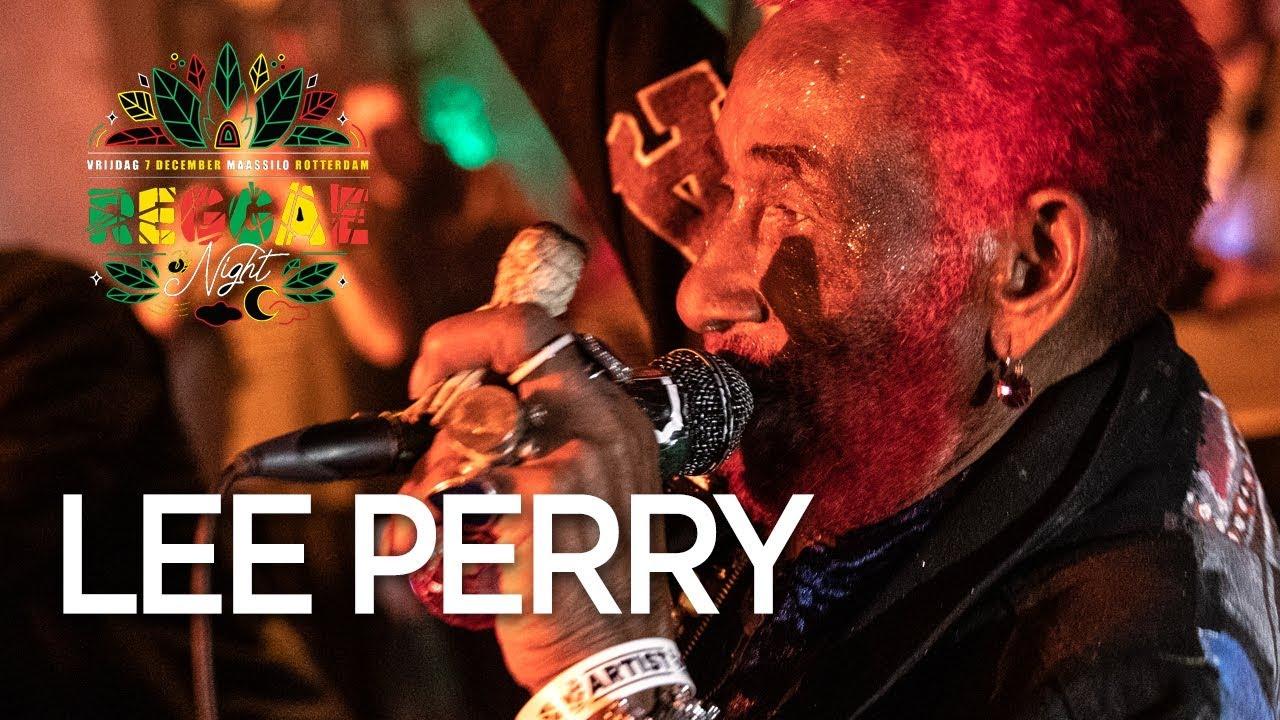 Lee Scratch Perry @ Rotterdam Reggae by Night 2018 [12/7/2018]