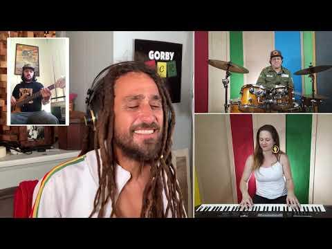 Afrodizia feat. Big Mountain - Regueiro de Jah (Live from Home) [7/26/2020]