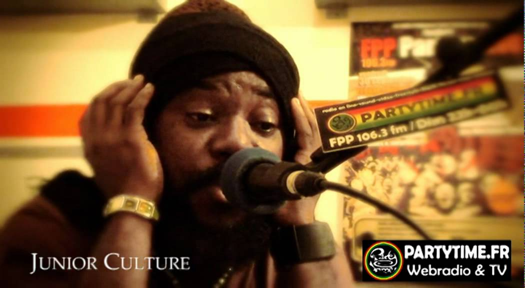Junior Culture - Freestyle @ PartyTime [9/21/2011]