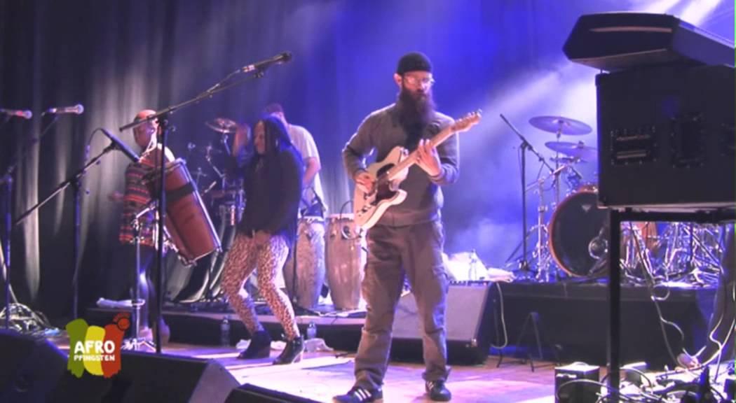 Groundation @ Afro Pfingsten Festival [5/17/2013]
