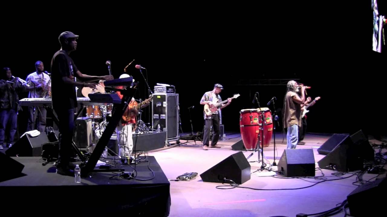 Burning Spear @Reggae On The Rocks [8/25/2012]