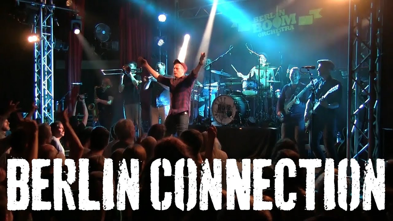 Berlin Boom Orchestra - Berlin Connection (Live at Lido) [11/18/2019]
