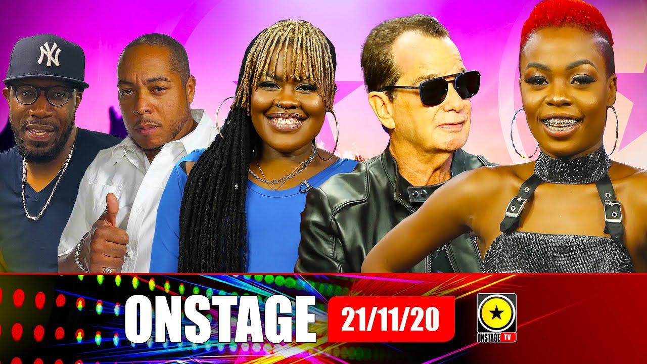 Kimiko, Marcy Chin, Joe Bogdanovich and more @ Onstage TV [11/21/2020]