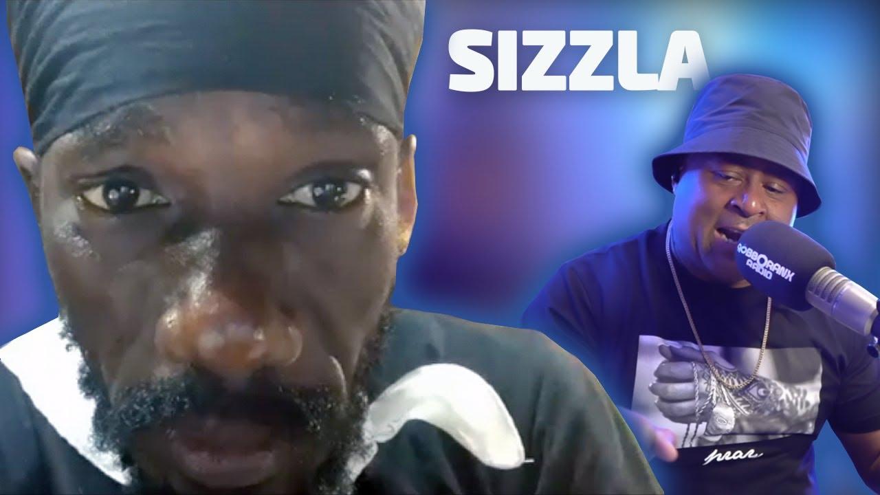 Sizzla Interview @ Robbo Ranx Radio [8/9/2021]